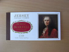 GB - £3.08 Jersey Postage Stamps The Story Of Martell Cognac booklet - 1982 MNH