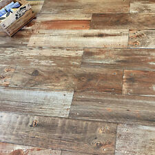 Natural Wood Effect Porcelain Kitchen / Bathroom Wall & Floor Tiles 15cm x 66cm