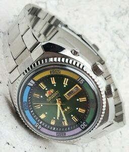 💥NEW Watch ORIENT King Diver KD AUTOMATIC ORIGINAL JAPAN GREEN Dial Sea King SK