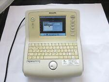 PHILIPS PAGEWRITER TRIM II LCD MONITOR DE ECG electrocardiógrafo Ecg de la máquina impresora conduce
