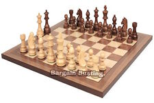 3 in 1 Wooden Board Game Set Travel Games Chess Backgammon Draughts