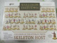 Warlords of Erehwon  Orc Warband  NIB  NEW Sealed  Warlord Games  20% OFF