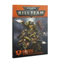 Kill Team: Elites Book Warhammer 40K NEW
