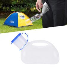 Portable Car Handle Urine Bottle Urinal Travel Camp Urination Device Pee SGT