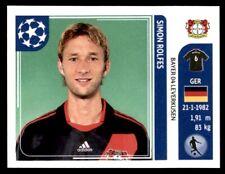 Panini Champions League 2011-2012 - Simon Rolfes Bayer 04 Leverkusen No. 318