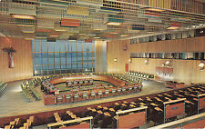 Post Card-United Nations (onu)/Trusteeship Council Chamber