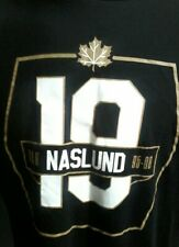 Markus Naslund Vancouver Canucks  Molson Canadian t-shirt NHL
