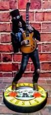 "SLASH DISPLAY 8"" STANDEE Figure Statue MDF Cutout Guns N' Roses Standup Decor cd"