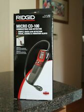 RIDGID 36163 Micro CD-100 Combustible Gas Detector - Grey