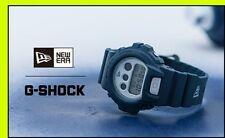 New G-shock x newera new era DW-6900 Japan limited Navy wrist watch gshock g