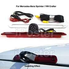 Backup Brake Light Camera IR Nightvision For Mercedes-Benz Sprinter / VW Crafter