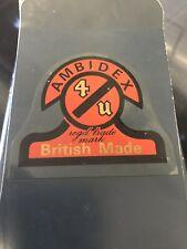 Vintage Ambidex Sortofiles Index