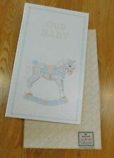 Vintage 1986 Hallmark Rocking Horse Our Baby Photo/Picture Album in Box