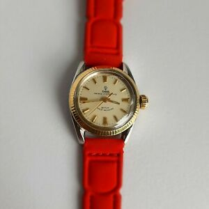 25 mm Tudor Prince Oysterdate Automatic gold-steel watch ,ref.7582 cal.2554