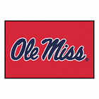 University of Mississippi (Ole Miss) Red Rug - 19in. x 30in.