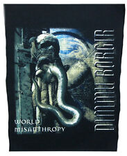 Dimmu Borgir-World Misanthropy-back Patch-espalda Patch-nuevo - #084