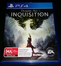 Dragon Age Inquisition (Sony Playstation 4, 2014)