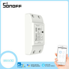 Sonoff Basic Casa Inteligente Wifi Inalámbrica de hazlo tú mismo Switch Module para Apple Android de Control