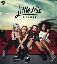 Salute [Deluxe Edition] * by Little Mix (CD, Feb-2014, Syco Music)