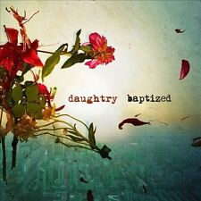 DAUGHTRY Baptized Deluxe Editon CD BRAND NEW Bonus Tracks Baptised