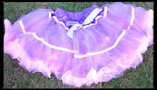 Lavender & Pink Petti skirt~Ballerina Dancer wear 4T-6T