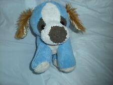 Tony Toy Puppy Plush Tan Lovey Blue Dog Puli Internatin