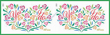 4765a Yes I Do 66c Wedding Imperf Pair (2) from Imperforate Sheet No Die Cuts