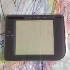 Nintendo Game Boy Original Replacement Glass Screen Lens Stick On For DMG-01