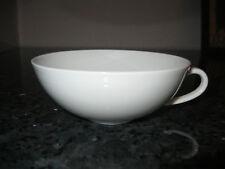 Teetasse Arzberg weiß 10 cm 3,8 cm hoch älter