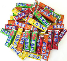50 x 8.5g PEZ Candy Refills Fruit Flavoured Lollies