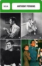 FICHE CINEMA :  ANTHONY PERKINS -  USA (Biographie/Filmographie)