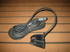 LEI Lowrance Eagle Speed and Temperature Sensor LST-T EST-T - 4 pin Male Gray...