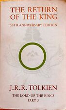 The Lord of the Rings: The Return of the King by J. R. R. Tolkien used paperback