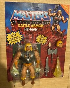 Masters Of the Universe Origins Battle Armour He Man