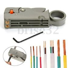 Automatic Stripping Pliers Wire Stripper Clamp Cable Line Cutting Tools Crimping