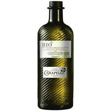 Carapelli Bio extra vierge extra Huile Vierge d'olive biologique italienne 750ML