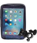 """Bicycle Bike Tablet Holder Waterproof Case Bag fr iPad Mini 4 3 2 Samsung Tab 7"""""""