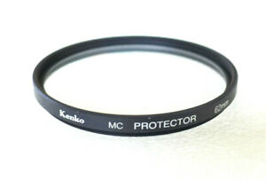 62mm Kenko MC PROTECTOR Filter - MULTI COATED Protection like UV or Sky - NEW