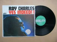 Ray Charles, Yes Indeed!, Australian pressing