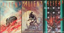 Alien 3 Movie Adaptation Set Ripley's Death Aliens Suydam Steven Grant 1 2 3 Nm