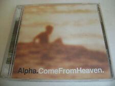 Alpha - Come from Heaven (CD, Melankolic)