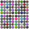 100g x Approx 3mm Size 8/0 Glass Seed Beads Jewellery Beading ** PICK COLOUR ML