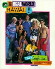 MTV's The Real World Hawaii True Confessions - Softcover 1st PRINT 1999