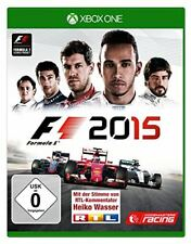 F1 2015 ( Formel Eins ) XBOX ONE xb-one NEUF + emballage d'origine