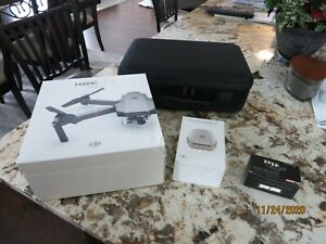 DJI Mavic Pro Platinum Drone w/ Case & Extra Battery