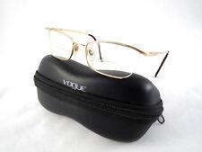 VOGUE mod VO 3417 col 813 Sz 52-19 135mm Eyeglasses Frame Womens With Case