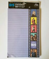 Beverly Hills 90210 Luke Perry Stationery Stationary Notepad Tablet 1990s