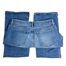 GAP 1969 Womens Stretch PERFECT BOOT Denim Blue Jeans Size 30r 10 Regular
