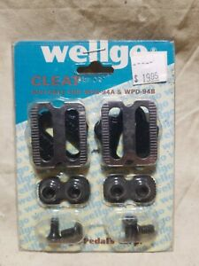 WELLGO Cleats Suitable For WPD-94A WPD-94B NOS BRAND NEW