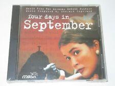 STEWART COPELAND/FOUR DAYS IN SEPTEMBER(MILAN 73138 35836-2) CD ALBUM